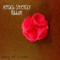 diy baby flower headbands | Crafternoon: DIY Baby Headbands | Story of a Rose