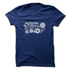 EngineeringEngineering tshirtengineer, engineering, architect, build, future, sf, tech, geek