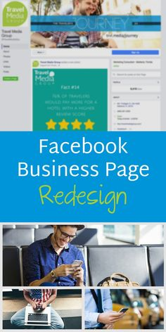 Facebook redesigned their business pages, changing the old profile and cover… Facebook Business, Business Pages, Profile Photo, Page Design, Cover Photos, Workplace, Social Media Marketing, Old Things, Facts