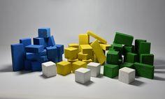 Shapes #1-1 Dimensions: ..... Materials: Wood