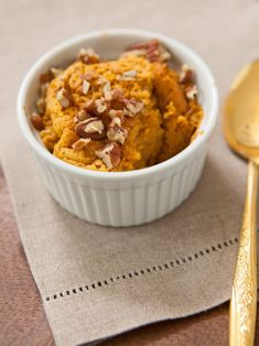 36 Thanksgiving Recipes for Main Dishes & Sides: Sweet Potato Souffle >> http://www.hgtv.com/design/make-and-celebrate/entertaining/recipes-for-your-thanksgiving-feast-pictures?soc=pinterest