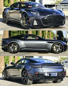 2019 Aston Martin Dbs Superleggera on Amazing Cars Photo 9914 Luxury Sports Cars, New Sports Cars, Exotic Sports Cars, Best Luxury Cars, Sport Cars, Exotic Cars, Bugatti, Maserati, Mazda