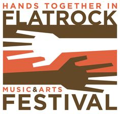 Hands together in FlatRock every May
