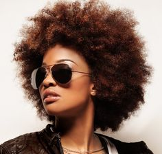 It is not only about leaving hair as it is, cause modern fashion world will never allow your careless image with untidy afro curls. Description from pretty-hairstyles.com. I searched for this on bing.com/images