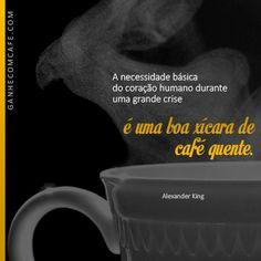 E aí... vai uma xícara de café? #cafe www.ganhecomcafe.com