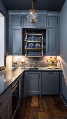 Home Interior, Decor Interior Design, Kitchen Interior, New Kitchen, Kitchen Decor, Kitchen Ideas, Dream Home Design, House Design, Legend Homes