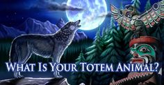 Native American totem poles are some of the most fascinating works of art you will ever find. The animals and beings carved into the poles represent history, fable, and legend. We know you're a legendary person, too...if you were to be enshrined on one of these poles, which animal would represent you? What is your totem animal?