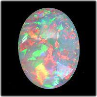 クリスタルオパール Crystal Opal 1.06ct