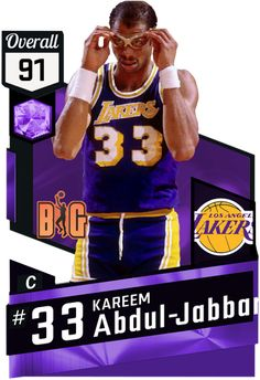 Draft your own MyTEAM lineup and recreate the in-game pack opening experience using our free online pack draft - Basketball Pictures, Love And Basketball, Basketball Cards, Basketball Players, College Basketball, Basketball Leagues, Basketball Legends, Showtime Lakers, American Athletes