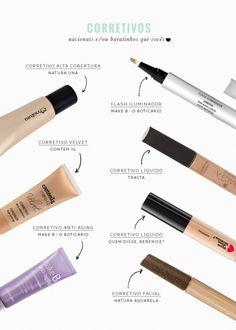 Dia de Beauté - Porque quase nada é tão legal quanto maquiagem Makeup Dupes, Diy Makeup, Make Up Black, Perfume, Facial, Girls Makeup, How To Make Hair, Makeup Videos, Beauty Make Up