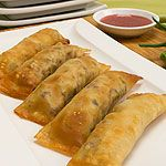 Baked Egg Rolls recipe
