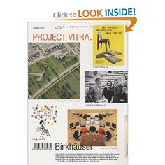 Project Vitra: Sites,Products,Authors,Museum,Collection,Signs: Cornel Windlin,Rolf Fehlbaum: 9783764385934: Amazon.com: Books