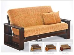 Full Size Princeton Futon Bed Package by Night & Day