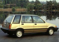 1986 Honda Civic Wagon