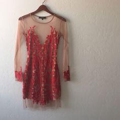 New for love and lemons dress 100% authentic For Love and Lemons Dresses