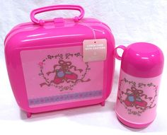 VTG Sanrio H.K ❤︎ PETITE PLIE Ballet Lunchbox ❤︎ BIG Trinket Case Box ❤︎ MIP 90s | Collectibles, Animation Art & Characters, Japanese, Anime | eBay!