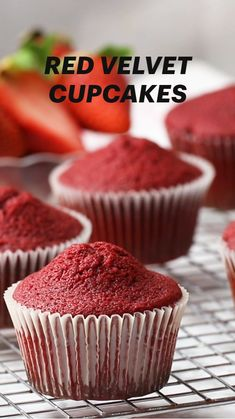 Fun Baking Recipes, Dessert Recipes, Cooking Recipes, Yummy Treats, Sweet Treats, Yummy Food, Desserts With Alcohol, Just Desserts, Simple Cupcake Recipe