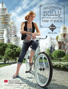 Bully, Brunner, Pittsburgh, Huffy, Print, Outdoor, Ads