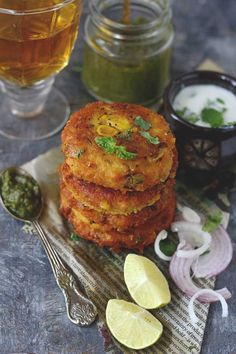 Looking for a tikki recipe other than aloo tikki? Try crisp, delicious corn and paneer tikki recipe. You'll absolutely love it. funfoodfrolic.com