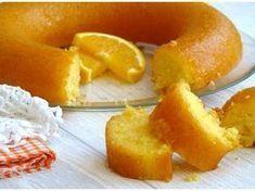 Gâteau moelleux extra fondant à l'orange