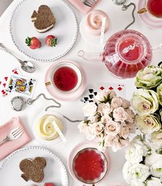 Alice in Wonderland is one of my favorites. I've got to throw a Mad Hatter's Tea Party one of these days.