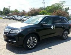 The 2014 Acura MDX Has Arrived At Tischer Acura #Acura #MDX