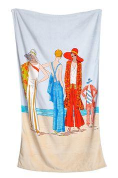 Great beach towel