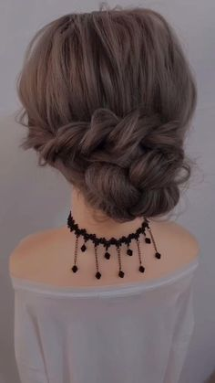 braids and fades, mimi's braids clifton nj braids hairstyles for black natural how to make a bonnet for braids, swim cap for braids and dreadlocks kids, braids boys how to put beads on lemonade braids. Updos For Medium Length Hair Tutorial, Hairstyles For Medium Length Hair Easy, Medium Length Updo, Hair Tutorials For Medium Hair, Medium Length Hair With Layers, Up Dos For Medium Hair, Medium Hair Styles, Braided Hairstyles, Wedding Hairstyles