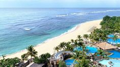 Hotel Bali - Keren! Ini 5 Kolam Renang Paling Recomended di Pulau Dewata, Viewnya Langsung Laut