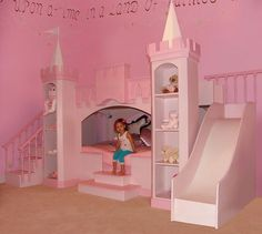 Turning A Room Into A Princess' Lair – Cute Ideas For Stylish Spaces