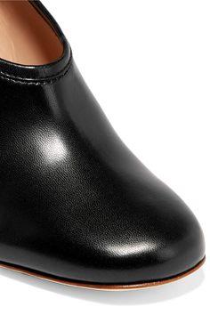 Acne Studios   Amy leather pumps   NET-A-PORTER.COM