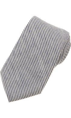 Rag & Bone Fine Pencil Stripe Tie