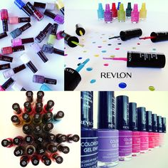 #smalti #revlon #colori #fluo #musthave #estate #colorfull #mani #nailart #tigotà
