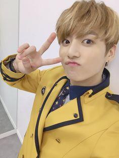 Aww look how cute he is | Jungkook | BTS | Graduation