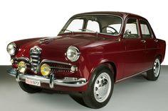 Alfa Romeo, Giulietta TI