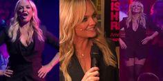 Vídeos: Assista Emma Bunton no Musical Rocky Horror Show - Spice Girls - SpiceGirls.com.br