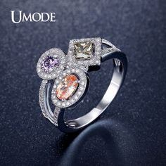 Like and Share if you want this  UMODE New AAA Cubic Zircon  Cocktail Ring White /  Rose / Gold Plated Fashion Jewelry For Women Anel Feminino AUR0363     Tag a friend who would love this!     FREE Shipping Worldwide     Buy one here---> http://jewelry-steals.com/products/umode-new-aaa-cubic-zircon-cocktail-ring-white-rose-gold-plated-fashion-jewelry-for-women-anel-feminino-aur0363/    #cheap_fashion_jewelry