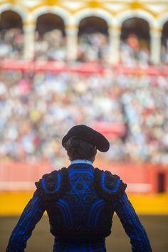 Sebastián Castella en Sevilla 2016 / © Javier Arroyo