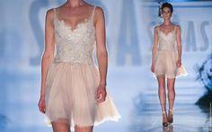vestido de noiva curto calor