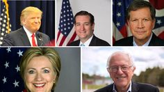 New York Presidential Primary Voters' Guide 2016