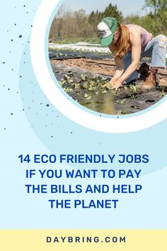 There are now many ways to make a living while supporting a more sustainable future. Check this blog for eco friendly jobs. Frugal Living Tips, Frugal Tips, Activists, Inspiring Quotes, Climate Change, Sustainability, Saving Money, Planets, Eco Friendly