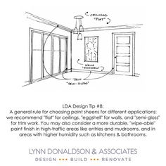 Interior Design Tips And Tricks lynn donaldson & associates // design tip // design tricks