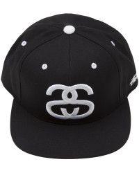 28e03b8a3162f6 Stussy Snapback Hat - Lyst Stussy Snapback, Snapback Hats, Hat For Man,  Baseball