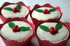 Magdalenas para la Navidad hermosa y deliciosa                                                                                                                                                                                 Mais