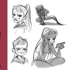 #characterdesign #digitalpainting #digitalwork #tbchoi #character Character Design, Cartoon, Photo And Video, Fictional Characters, Instagram, Cartoons, Fantasy Characters, Comics And Cartoons