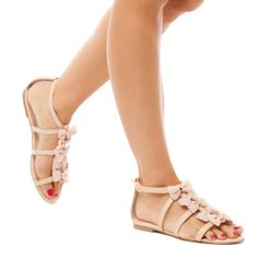 Tammin - ShoeDazzle summer sandal!