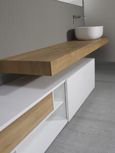 CASABATH - Wood Collection Walk In Bath, Bath Ideas, House 2, Bathroom Furniture, Furniture Making, Plumbing, Faucet, Bathrooms, Sweet Home
