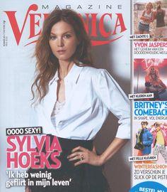 Sylvia Hoeks - Veronica Magazine (NL)