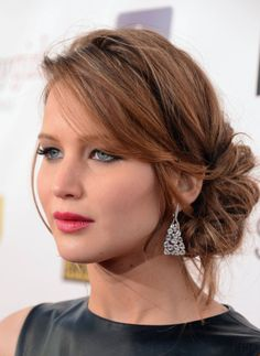 Jennifer Lawrence. When I grow up I shall be beautiful. Funny, smart and loving... Just like her.