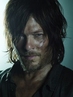 The Walking Dead Season 5 Blue Cast Portraits